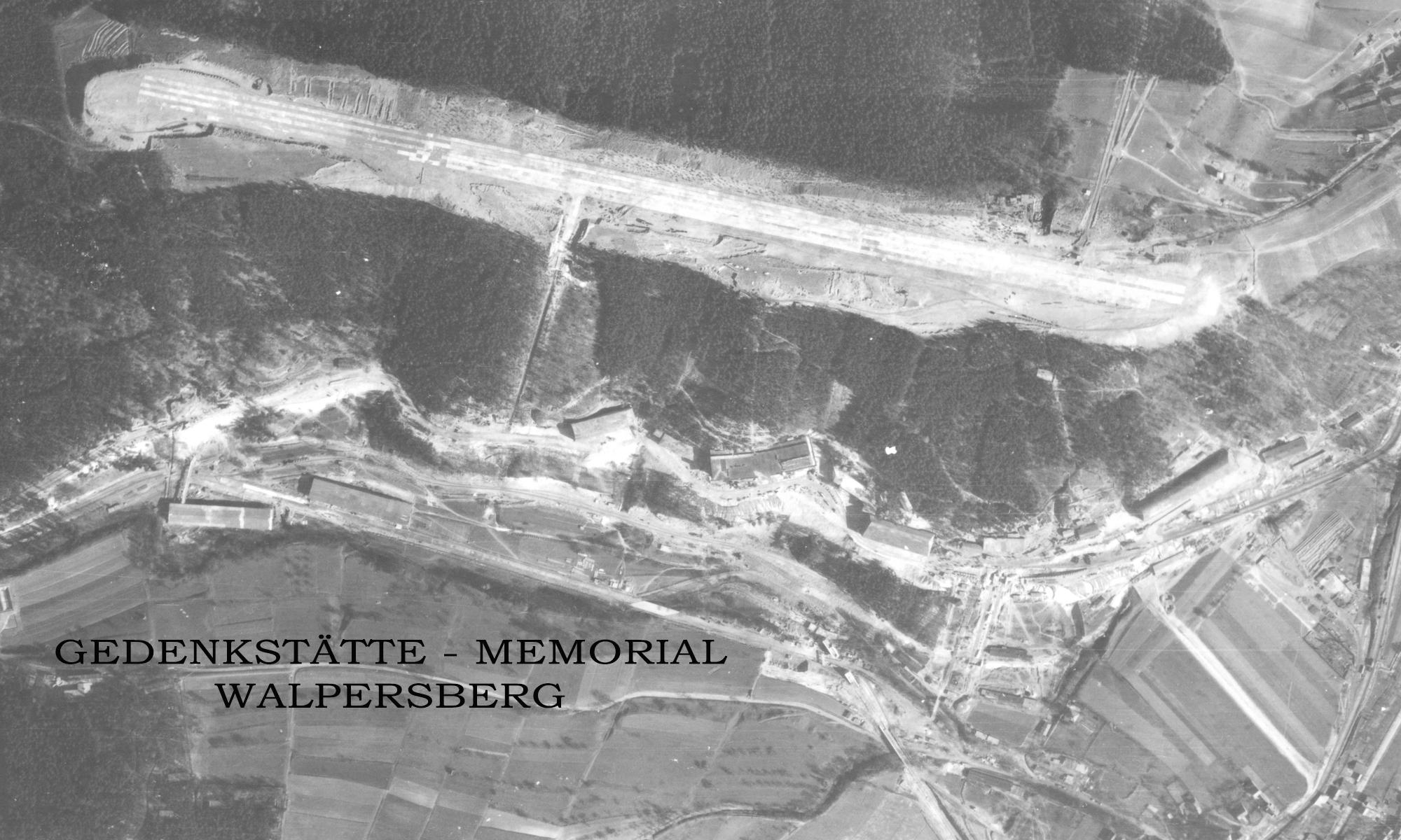Gedenkstätte – Memorial WALPERSBERG